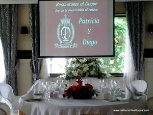 Bodas Restaurante El Duque Gijón