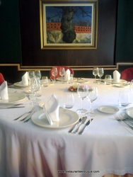 Restaurante El Duque Sala de las Cenefas
