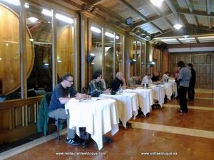 Restaurante El Duque Bodas Gijón Llagar Asturias