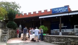 Restaurante El Duque Llagar Gijón Asturias
