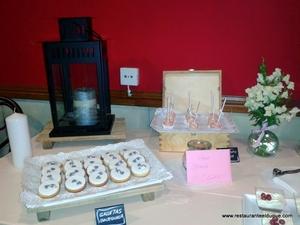 Mesas dulces bodas Restaurante El Duque
