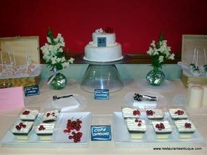 Bodas mesas dulces Restaurante El Duque