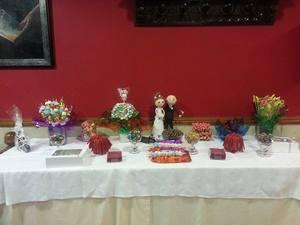 Mesas dulces Bodas Seewt Candy Restaurante El Duque