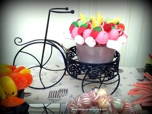 Candy Bar Restaurante El Duque bodas mesas dulces