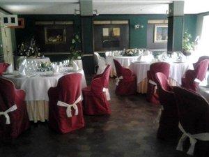 Bodas Gijón Restaurante El Duque sala de las Cenefas