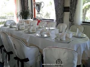 Bodas Restaurante El Duque