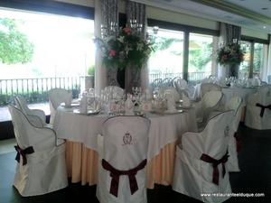 Bodas Gij�n Restaurante El Duque Sala Gran Duque