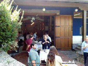 Llagar El Duque Restaurante Gijón Bodas