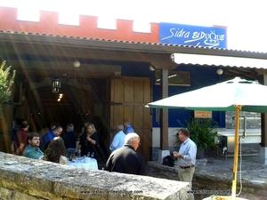 Llagar de El Duque Restaurante Sidra Natural