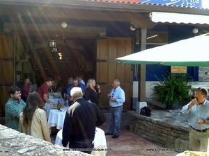 Llagar El Duque IV cata internacional sidras de gala restaurante