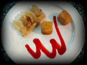 Restaurante El Duque Bodas Tarta de Manzana